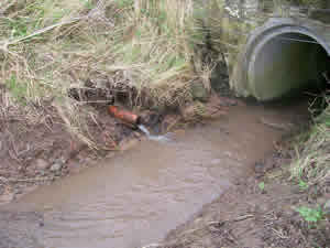 Land Drainage... Ditching and Ditch Cleaning