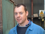 Stephen McNally - Workshop Manager